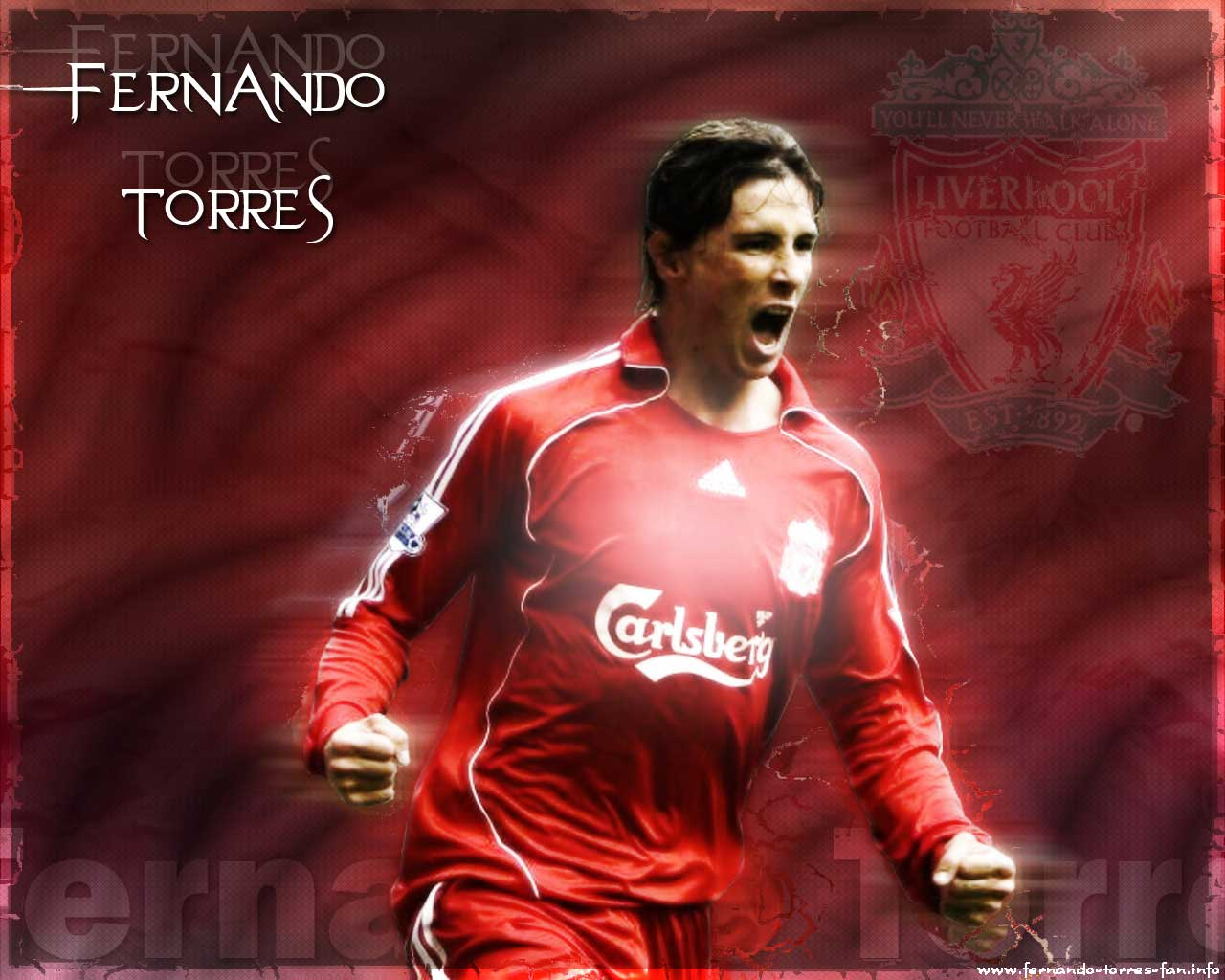 Fernando Torres Wallpapers liverpool