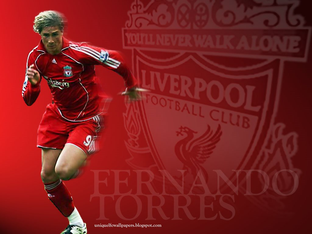Download Fernando Torres Wallpapers Liverpool Wallpapers Torres Wallpapers