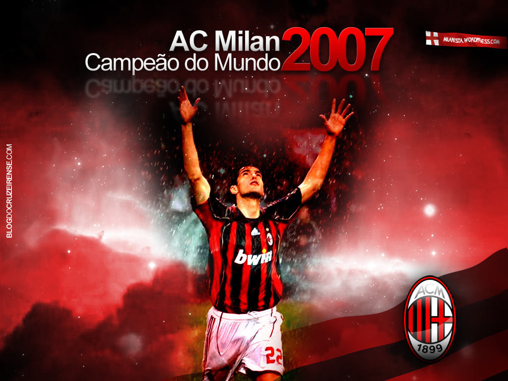 Kaka Wallpapers AC Milan Brazil