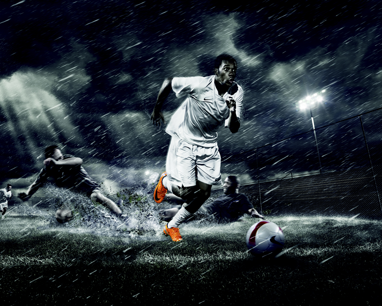 Robinho Wallpapers Real Madrid Brazil Football Players Spanish La Liga