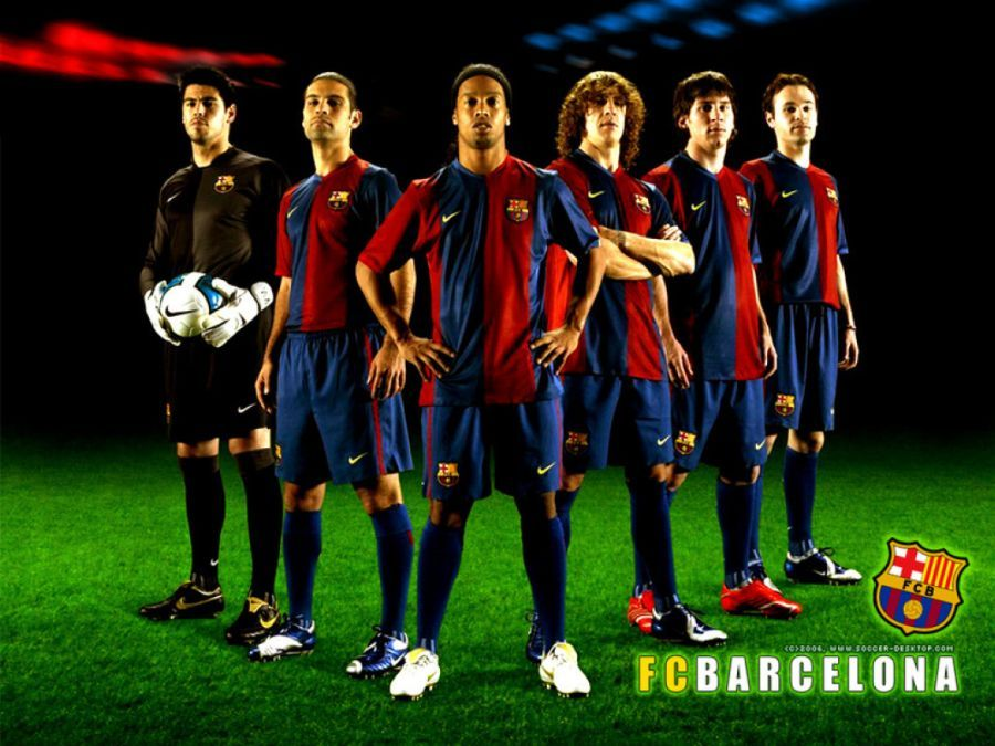Football Wallpapers 1024x768 Barcelona Wallpapers Seria A - Download