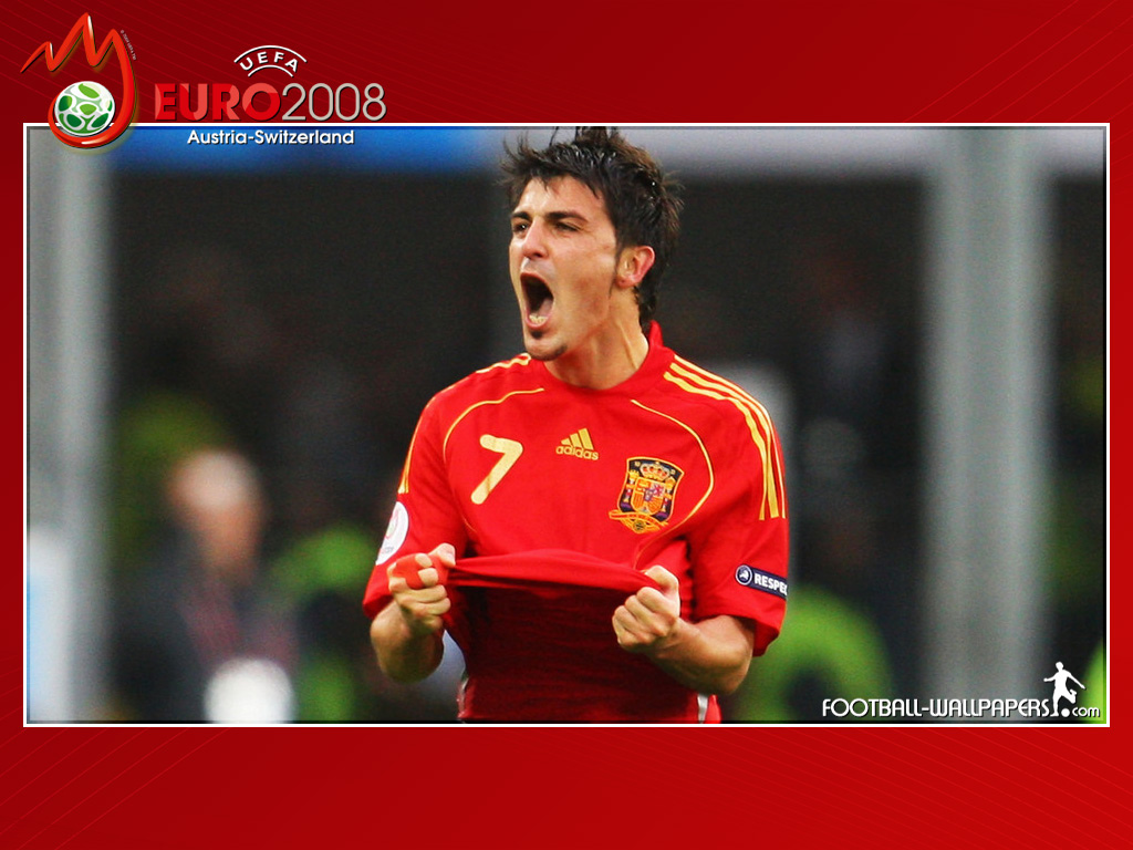 David villa Wallpaper 2