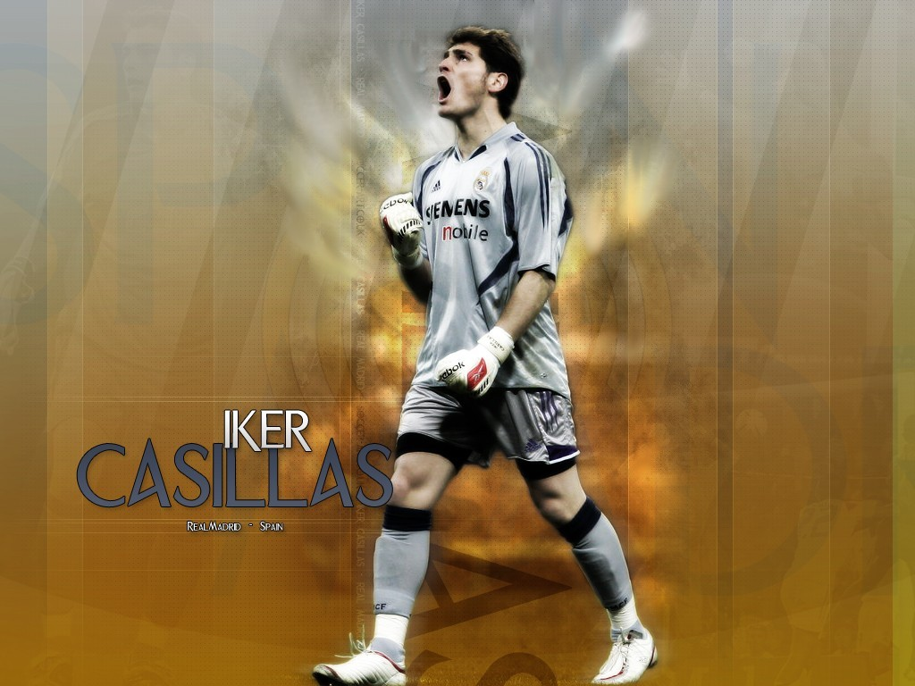 Iker Casillas..