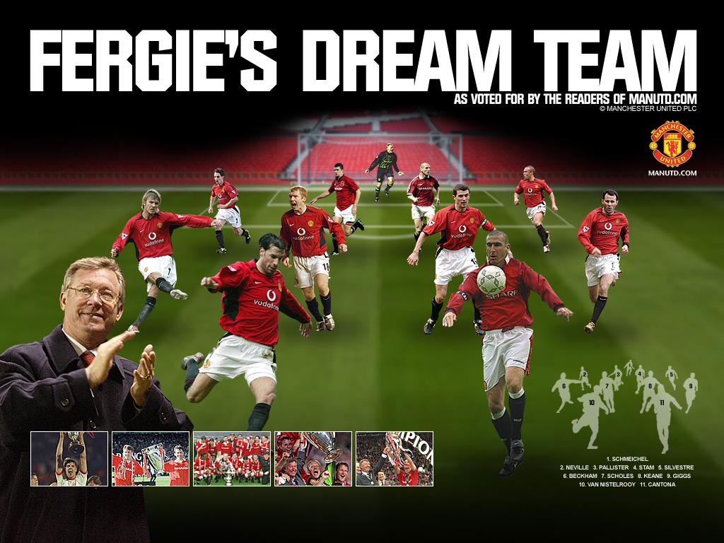 Wallpapers MUFC MySpace Layouts English Premier League - Download #2