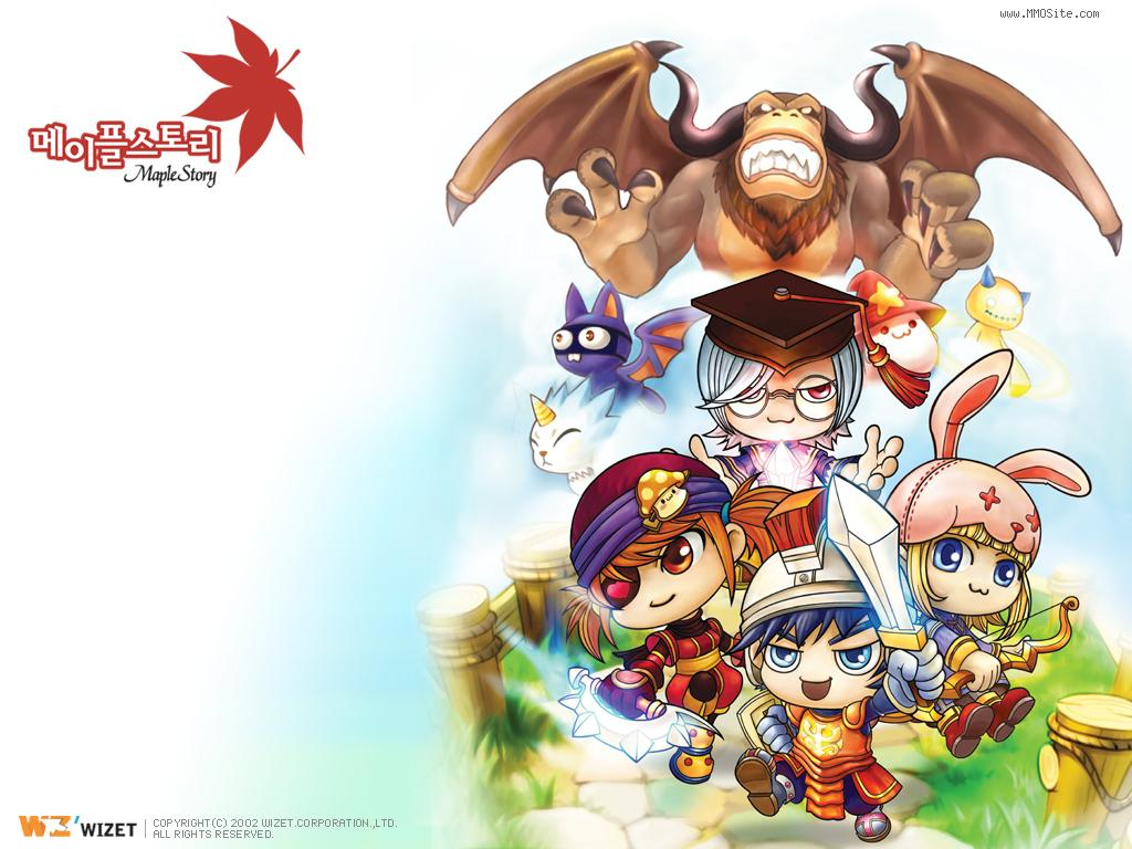 Download Wallpapers Maple Story