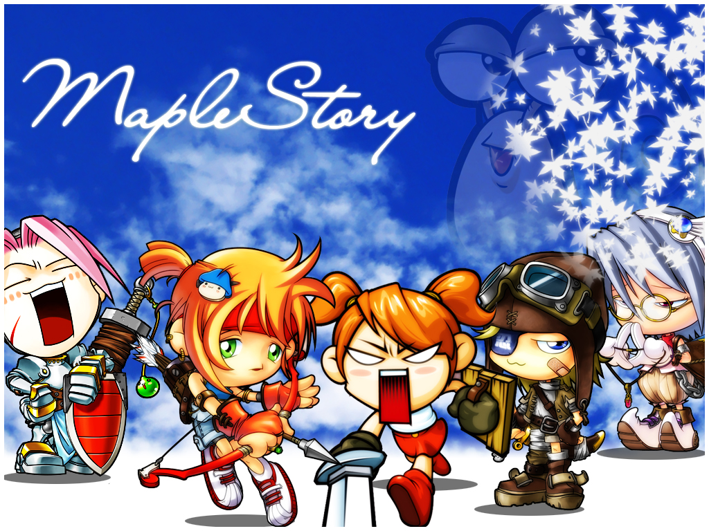 Download Wallpapers Maple Story Icons Maple Story Private Server MySpace