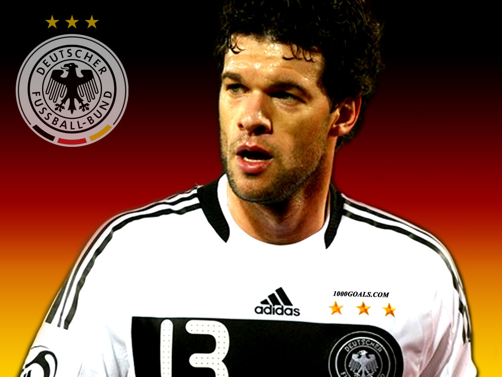 Free Football Wallpapers 1024x768 Michael Ballack Wallpapers Chelsea    Michael Ballack Wallpaper