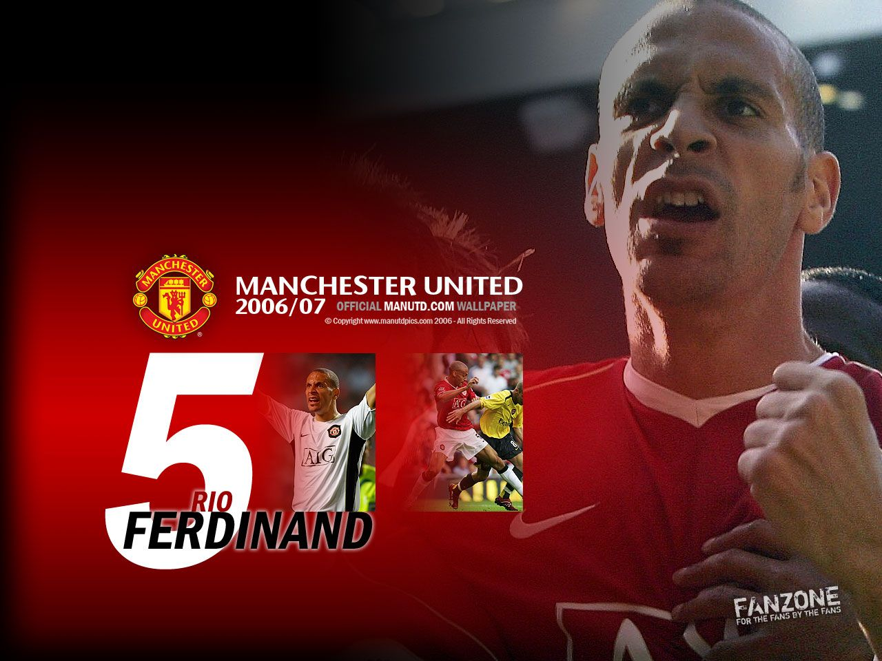 Rio Ferdinand Wallpapers