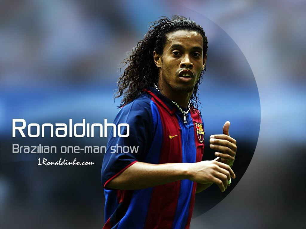 Ronaldinho Wallpaper #2