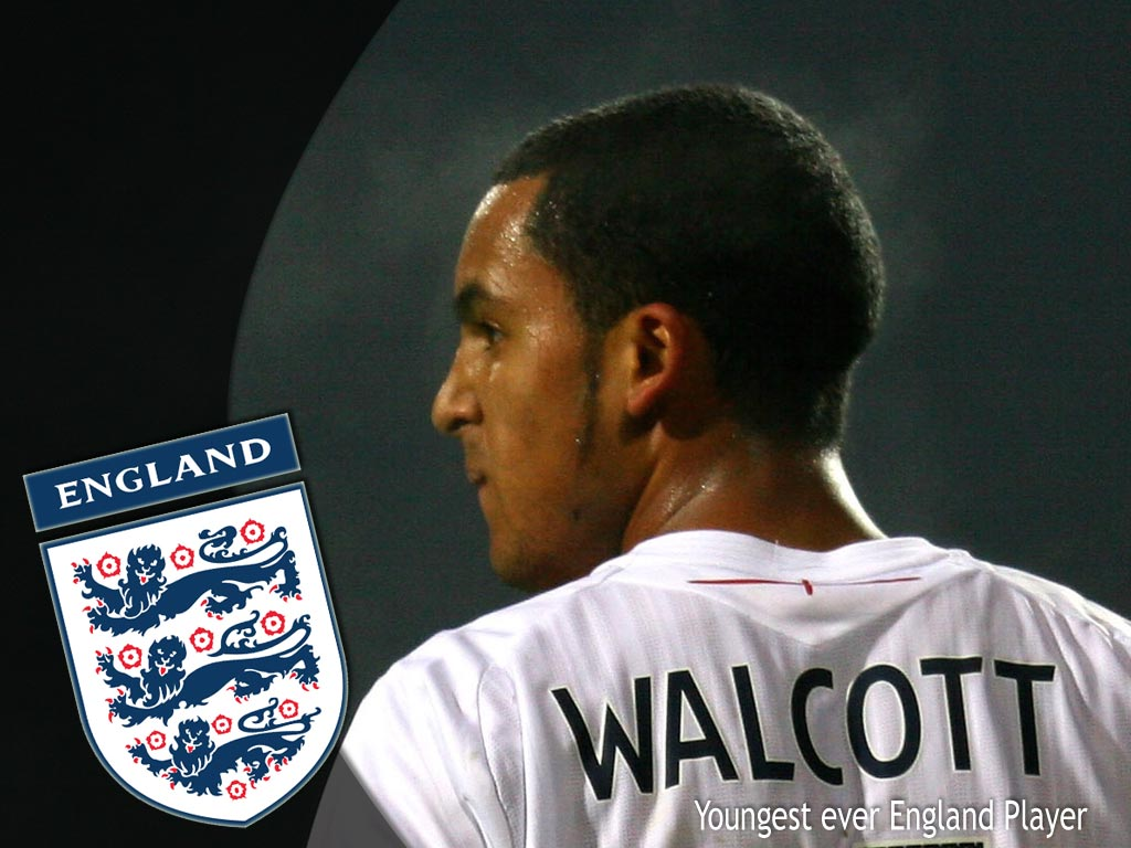 Theo Walcott Arsenal Fc Wallpapers Layouts Wallpaper Background 1024x768