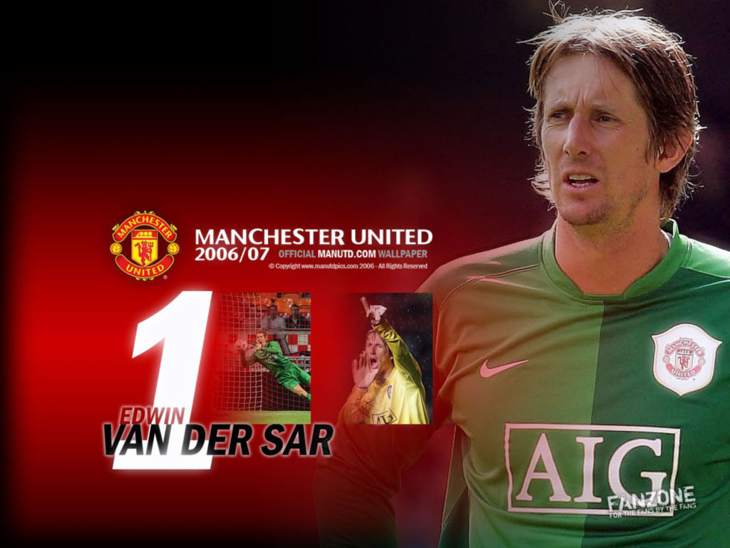 Van Der Sar Wallpapers Manchester United
