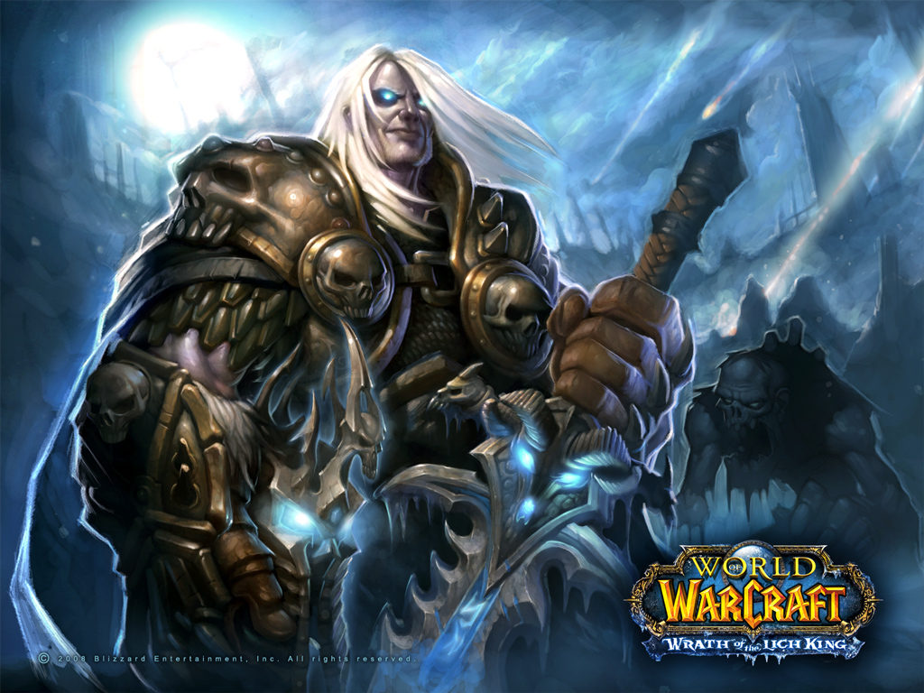The Lich King.